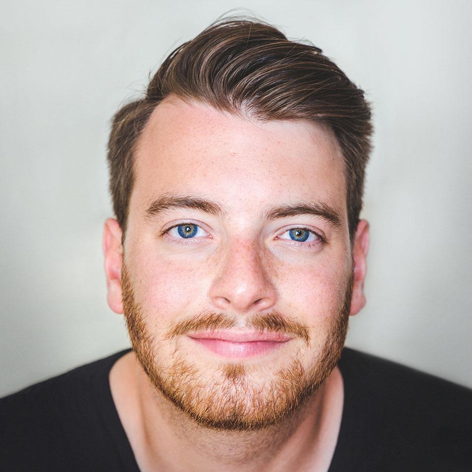 Neuer Netzwerkmanager: Maximilian Mosberg